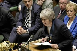 Theresa May face au «jour sans fin»