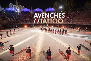 Concours Avenches Tattoo